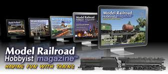 Model Railroad Hobbist Magazine